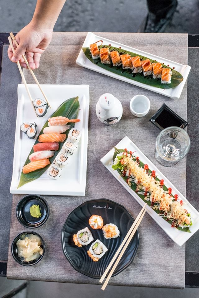 kanji fusion all you can eat milano sushi sashimi