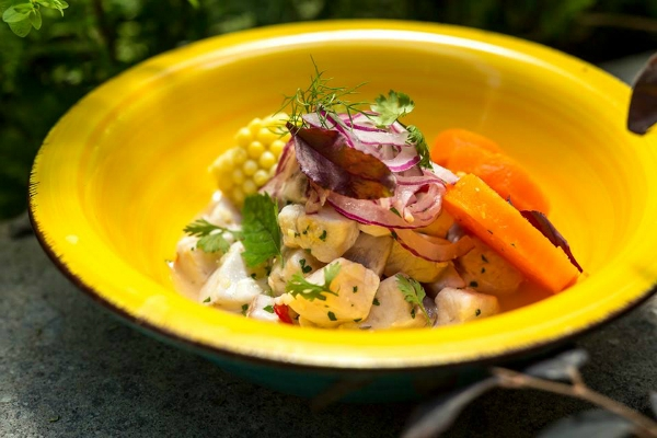 madre riccardo di giacinto chef ceviche pescado blanco ristorante lusso gourmet roma migliori 5 ceviche di roma