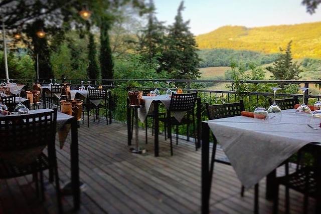 Dieci ristoranti di Fiesole tra cucina toscana e panorama mozzafiato