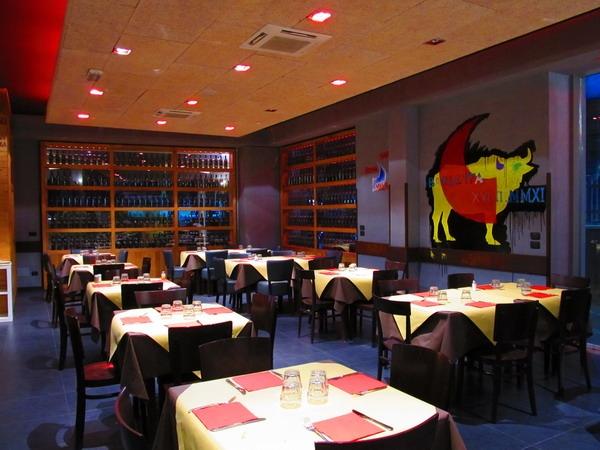 la bufala barletta halloween pizzeria ristorante