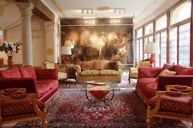 hotel residenze lusso veneto