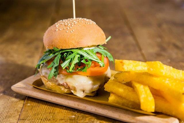burger vegano veneto