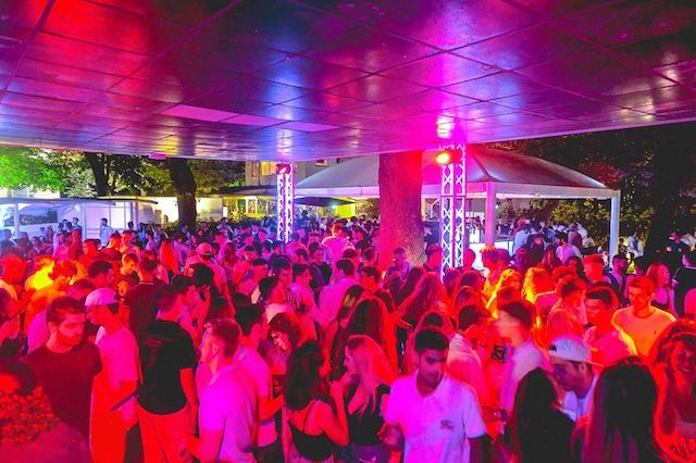 first club milano pista dance