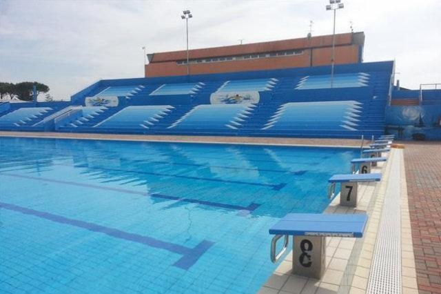 Le piscine all 39 aperto a treviso e provincia - Piscina comunale livorno corsi acquagym ...