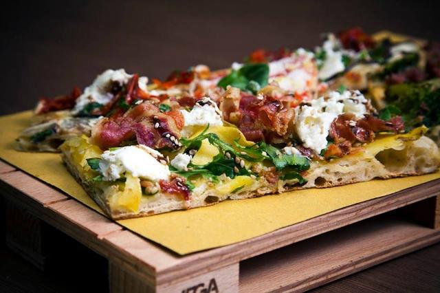 luppolo e farina montagnola pizza e birra abbinamento a roma cena fuori particolare artigianale gourmet