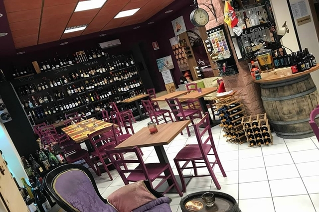 vinoteca marconi
