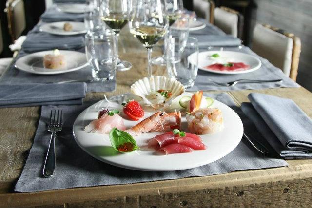 mangiare pesce in modo insolito veneto