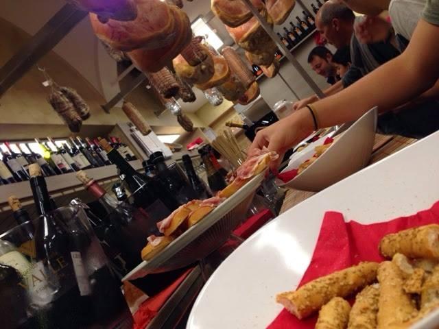 maialino giò bergamo aperitivo happy hour foodie
