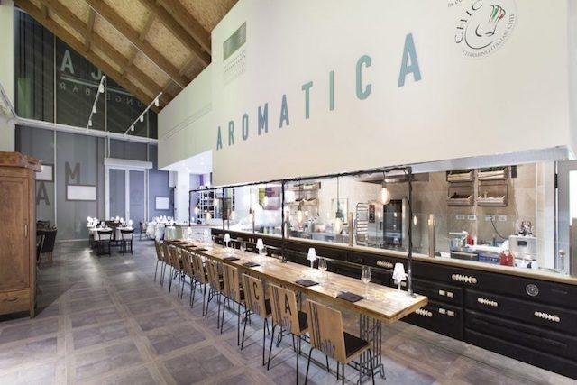 aromatica restaurant milano