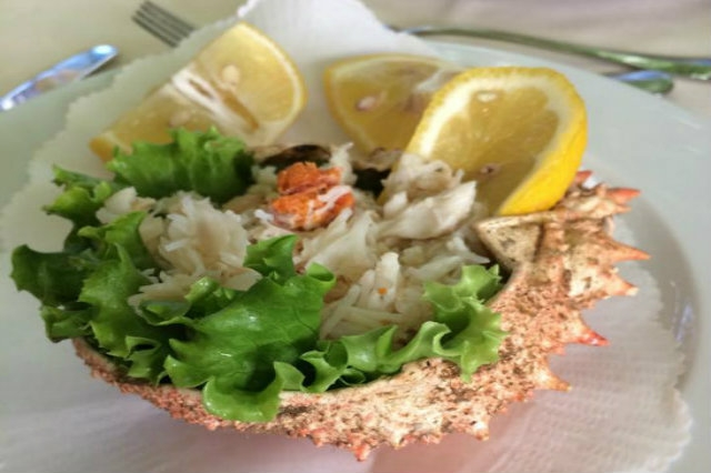 al giardinetto da severino venezia mangiare all'aperto