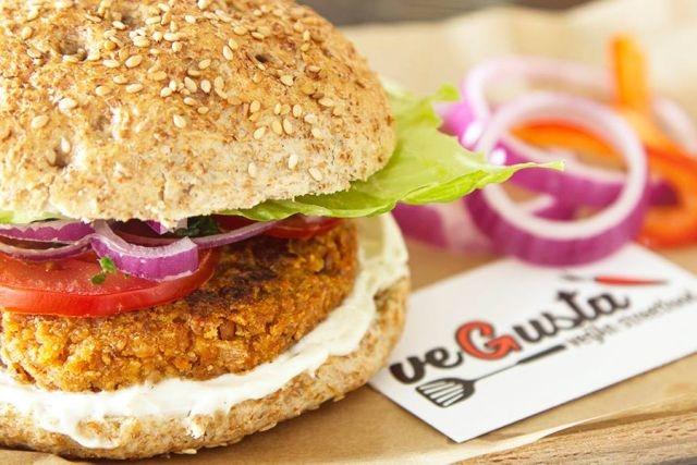 burger vegano roma vegusta centocelle