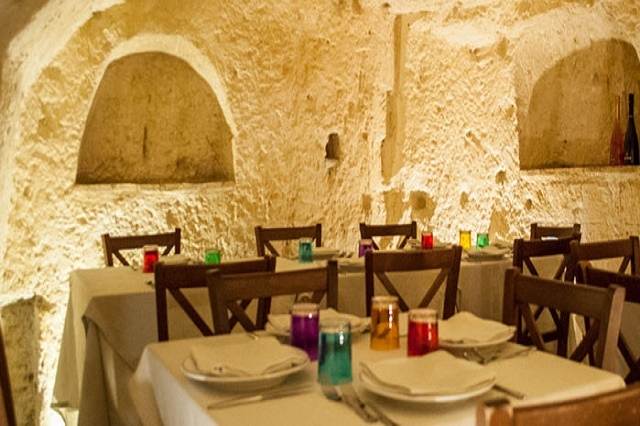 soul kitchen, matera