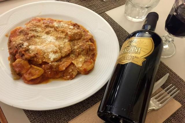 osteria palmira monteverde ristorante cucina romana tradizionale cena fuori 7 ristoranti