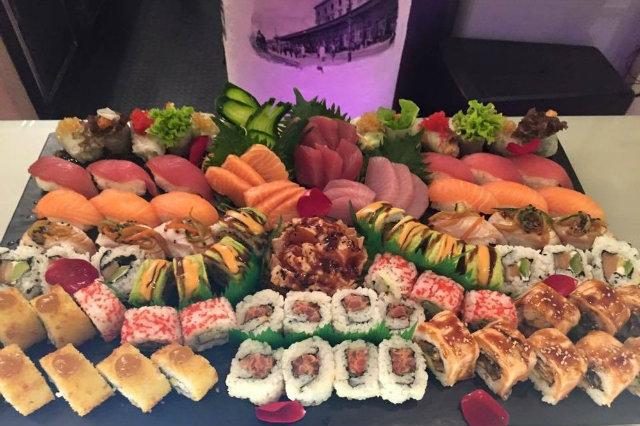 sushi nestor