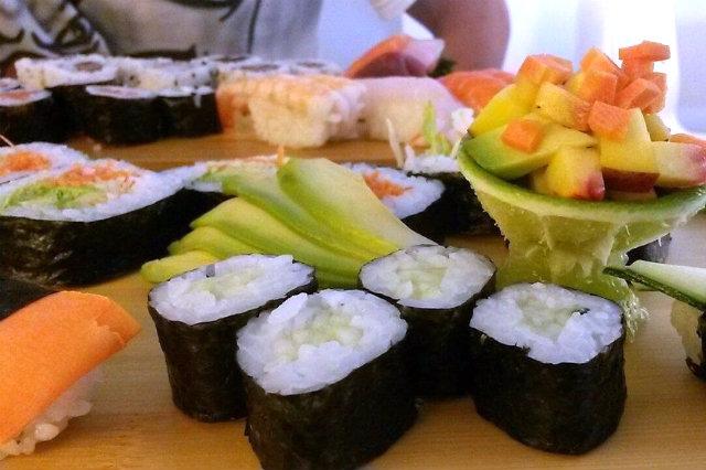 sushi a domicilio veneto