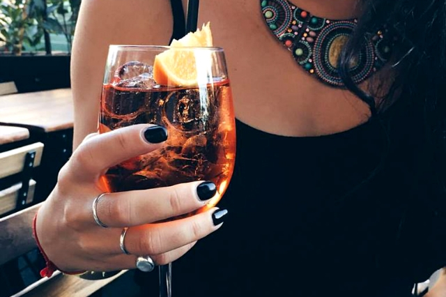cento bar miei 5 spritz preferiti a roma aperitivo spritz drink cocktail centocelle