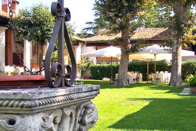 Matrimonio Rustico Veneto : Tipi di ristoranti con giardino in veneto che devi provare