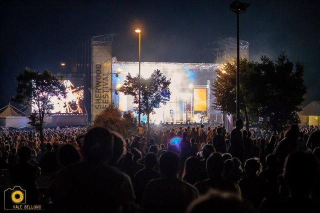 sherwood festival padova