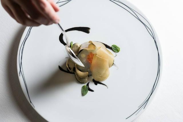 migliori ristoranti di pesce fiumicino roma litorale romano il tino ristorante lele usai chef gourmet stellato michelin