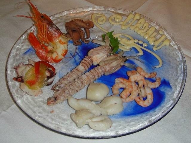 nadain venezia pesce cucina casalinga