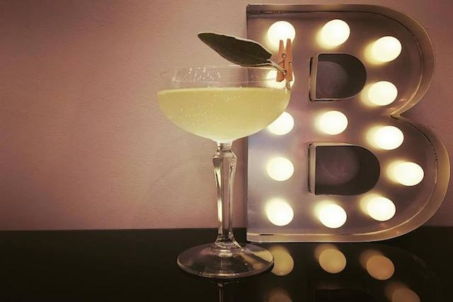 barba french 75 cocktail milano