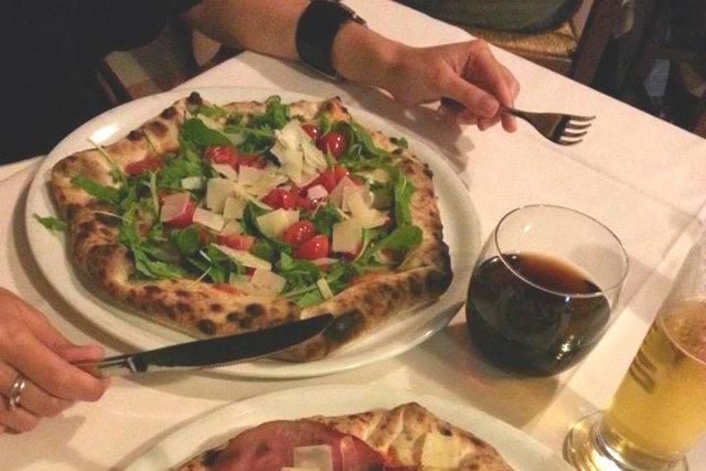 le pizze più particolari del veneto