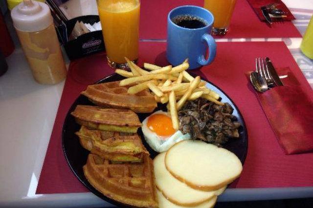 colazione abbondante veneto