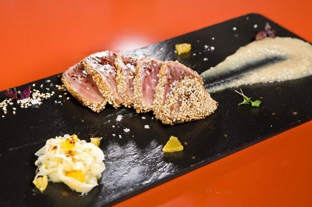 fermento sashimi pesce crudo roma