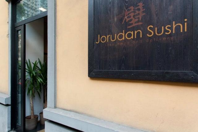 jorudan sushi, sushi a napoli, ristoranti giapponesi