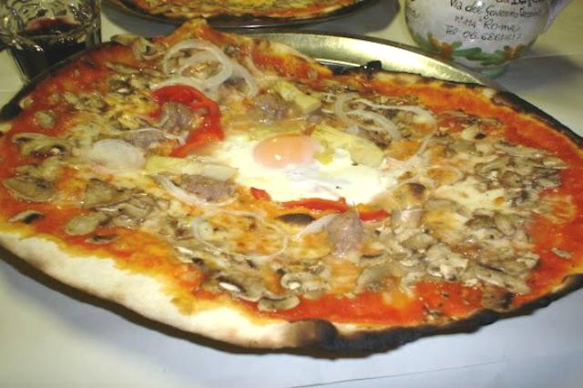 da baffetto pizzeria roma centro storico migliori pizzerie roma capricciosa