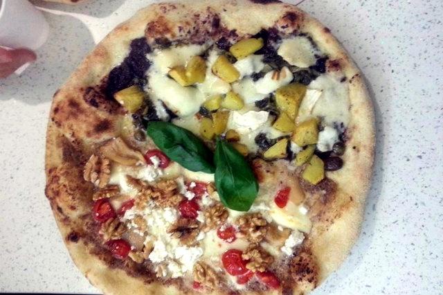 pizze al kamut salento