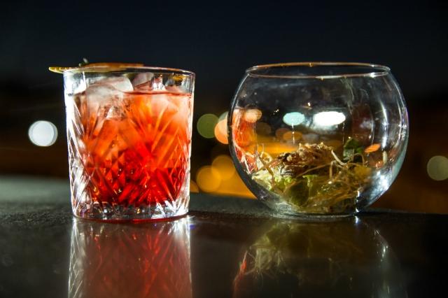 migliori cocktail sky stars bar hotel a.roma lifestyle cercafumo alessandro antonelli miscelazione mixologia roma