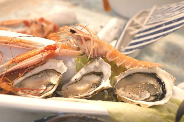 trani week end pranzo pesce mare crudo frutto di mare trani70 dove mangiare foto di trani'70