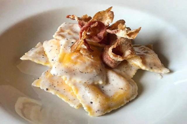vado al pigneto carbonara tradizionale trattoria ristorante migliori 10 carbonara roma tortelli cacio e ovo
