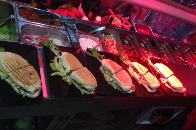 dove mangiare il kebab a napoli, amnesia pub