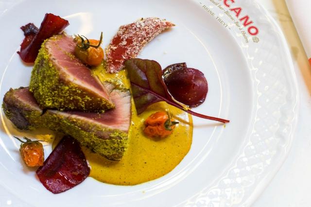 baccano ristorante bistrot trevi centro storico migliori ristoranti aperti fino a tardi a roma cucina espressa
