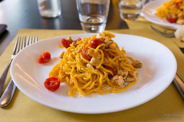3quarti trattoria ristorante roma prati romantico cena primo appuntamento pasta fatta in casa gestione familiare