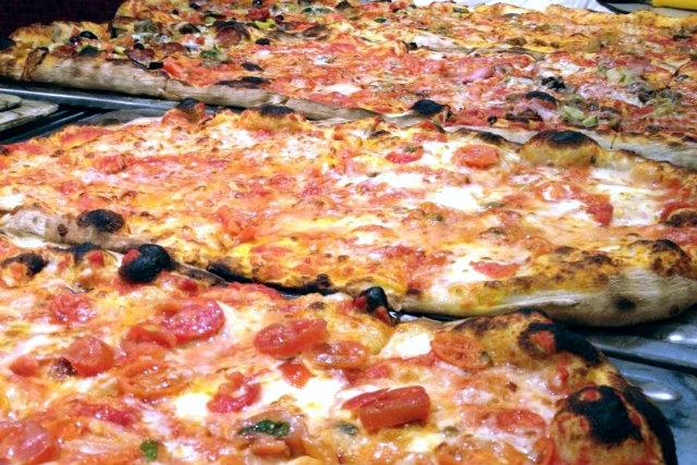 pizza con vista veneto