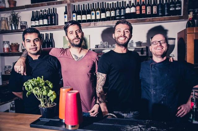 mavi intervista team cristiano ciaralli ostiense roma ristorante cocktail bistrot mixology