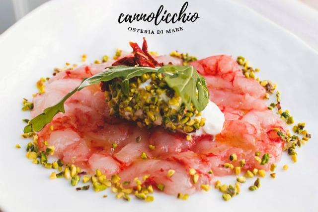 cena fuori piazza bologna ristoranti migliori roma pesce crudo cannolicchio osteria di mare
