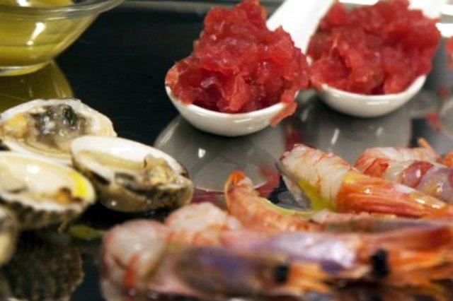locali dove mangiare pesce crudo mestre dintorni al cacciatore