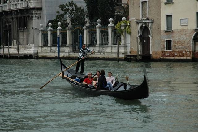 gondola cose da fare gratis a venezia