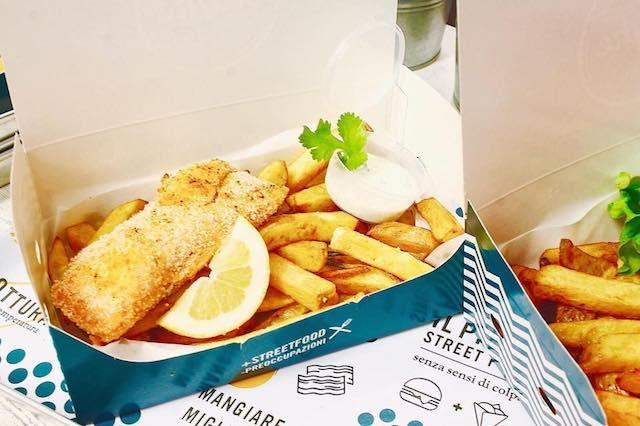 myke milano fish and chips