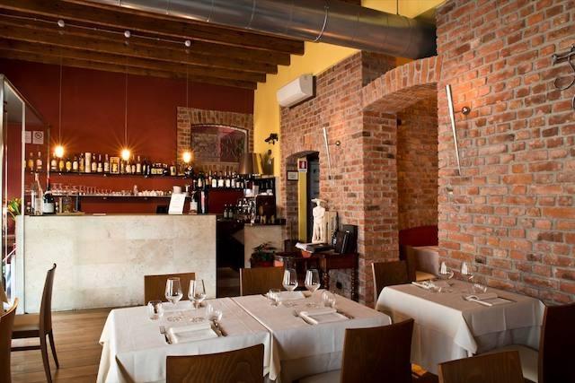 il capestrano ristorante abruzzese milano