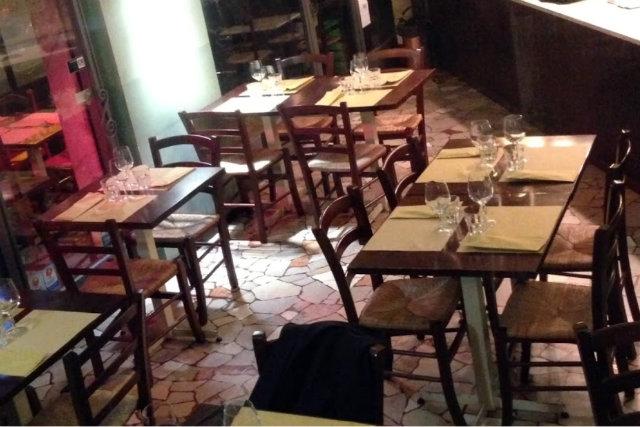 osteria al 55 ristorante vegetariano