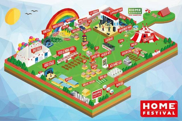 home festival piantina
