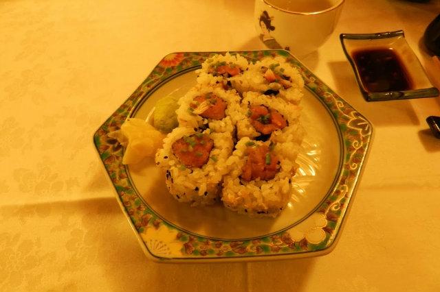 momiji mangiare sushi in brianza