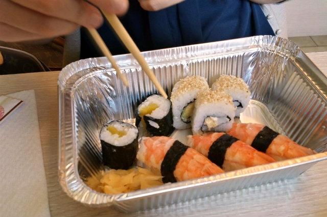sushi domicilio verona