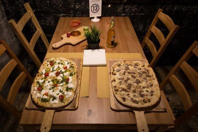 giro pizza a roma officine resta