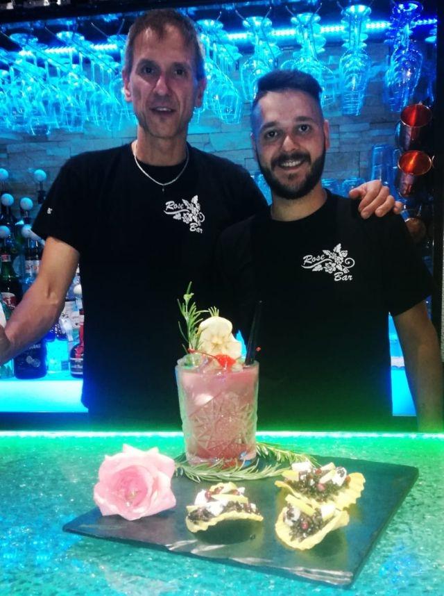 bar rose ciampino